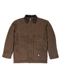 CH377 Berne Men's Highland Washed Chore Jacket