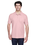 D100 Devon & Jones Men's Pima Pique Short-Sleeve Polo