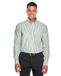 D645 Devon & Jones Men's Crown Collection™ Banker Stripe