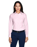 D645W Devon & Jones Ladies' Crown Collection™ Banker Stripe