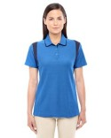 DG180W Devon & Jones Ladies' DRYTEC20™ Performance Colorblock Polo