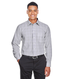 DG520 Devon & Jones Men's Crown Collection™ Glen Plaid