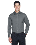 DG530T Devon & Jones Men's Tall Crown Collection™ Solid Stretch Twill
