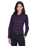 DG530W Devon & Jones Ladies' Crown Collection™ Solid Stretch Twill