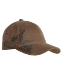 DI3253 Dri Duck Labrador Structured Mid-Profile Hat