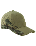 DI3269 Dri Duck Walleye Cap