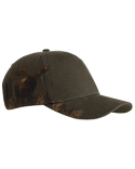 DI3295 Dri Duck Brushed Cotton Twill Moose Cap