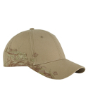 DI3303 Dri Duck Brushed Cotton Twill Bass Cap