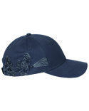 DI3348 Dri Duck Brushed Cotton Twill Firefighter Cap