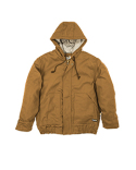 FRHJ01 Berne Men's Flame-Resistant Hooded Jacket