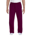 G123 Gildan Adult DryBlend® 9.0 oz., 50/50 Open-Bottom Sweatpants