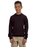 G180B Gildan Youth Heavy Blend™ 8 oz., 50/50 Fleece Crew