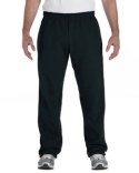 G184 Gildan Adult Heavy Blend™ Adult 8 oz., 50/50 Open-Bottom Sweatpants