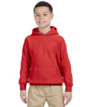 G185B Gildan Youth Heavy Blend™ 50/50 Hooded Sweatshirt
