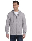 G186 Gildan Adult Heavy Blend™ 50/50 Full-Zip Hooded Sweatshirt