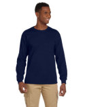 G241 Gildan Adult Ultra Cotton® 6 oz. Long-Sleeve Pocket T-Shirt