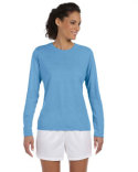 G424L Gildan Ladies' Performance® 5 oz. Long-Sleeve T-Shirt