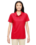 G458L Gildan Ladies' Performance® 5.6 oz. Double Piqué Polo
