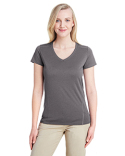 G47V Gildan Ladies' Performance® 4.7 oz. V-Neck Tech T-Shirt