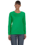 G540L Gildan Ladies'  5.3 oz. Long-Sleeve T-Shirt