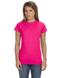 G640L Gildan Ladies' Softstyle® 4.5 oz Fitted T-Shirt