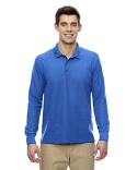G729 Gildan Adult 6 oz. Double Piqué Long-Sleeve Polo