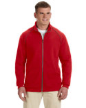 G929 Gildan Adult Premium Cotton® Adult 9 oz. Fleece Full-Zip Jacket