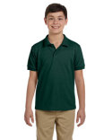 G948B Gildan Youth 6.8 oz. Piqué Polo