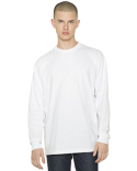 HJ407W American Apparel Unisex Heavy Jersey Long-Sleeve Box T-Shirt