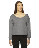 HVT316W American Apparel Ladies' Athletic Crop Sweatshirt