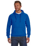 JA8620 J America Adult Cloud Pullover Fleece Hooded Sweatshirt