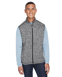 JA8631 J America Adult Cosmic Fleece Vest