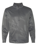 JA8669 J America Adult Volt Poly Fleece 1/4 Zip