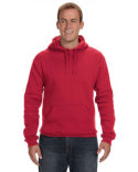 JA8824 J America Adult Premium Fleece Pullover Hooded Sweatshirt