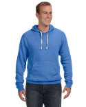 JA8871 J America Adult Triblend Pullover Fleece Hooded Sweatshirt
