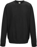 JHA030 Just Hoods By AWDis Adult 80/20 Midweight College Crewneck Sweatshirt