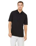 M1709 All Sport Unisex Performance Three-Button Mesh Polo