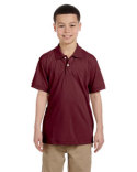 M265Y Harriton Youth 5.6 oz. Easy Blend™ Polo