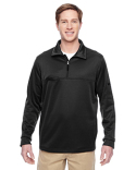 M730 Harriton Adult Task Performance Fleece Quarter-Zip Jacket