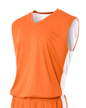 N2320 A4 Adult Reversible Moisture Management Muscle Shirt