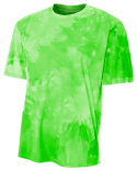 N3295 A4 Men's Cloud Dye T-Shirt