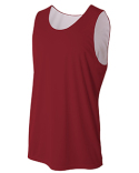 NB2375 A4 Youth Performance Jump Reversible Basketball Jersey