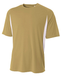 NB3181 A4 Youth Cooling Performance Color Blocked T-Shirt