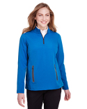 NE401W North End Ladies' Quest Stretch Quarter-Zip