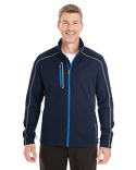 NE703 North End Men's Endeavor Interactive Performance Fleece Jacket