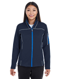 NE703W North End Ladies' Endeavor Interactive Performance Fleece Jacket