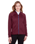 NE712W North End Ladies Flux 2.0 Full-Zip Jacket