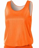 NW1000 A4 Ladies' Reversible Mesh Tank Top