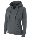 NW4245 A4 Ladies' Tech Fleece Hoodie