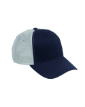 OSTM Big Accessories Old School Baseball Cap with Technical Mesh